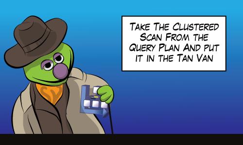 Wanna buy a query plan operator?