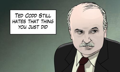 Ted Codd
