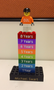 8 years at D2L and counting
